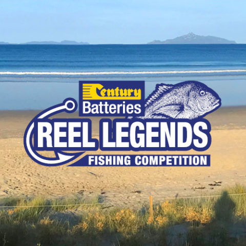 Reel Legends Fishing Competition 2022 Tickets